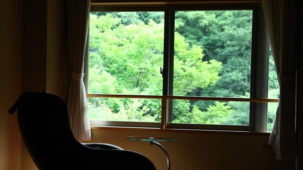 梓川を望む2階和室
