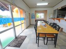 【食堂】夕朝食ともに日替わりの和定食をご用意いたします。