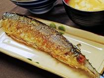 【朝食】朝といえば焼き魚