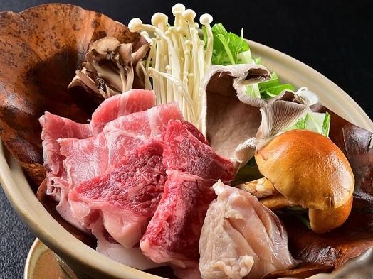 【グルメStyle】<信州プレミアム牛> & <みゆき豚> & <地鶏> 3種ブランド肉 食べくらべ
