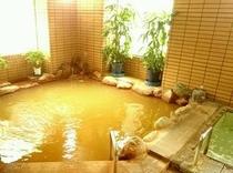 1階温泉浴室