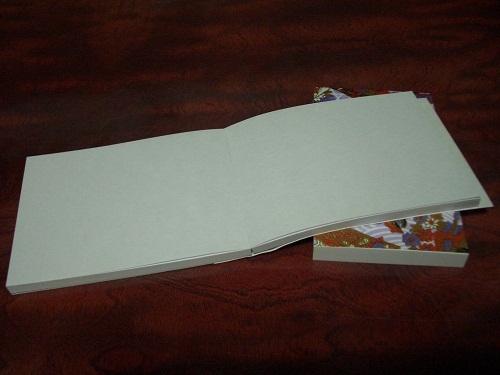 和紙メモ帳3