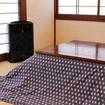 全室掘りごたつ&空気清浄機完備<快適生寿苑!>
