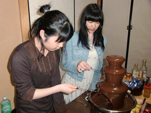 牛ヒレ肉+チョコフォンデュ 「ダブルメイン」GW祭り! 【夏得】【お子様歓迎】