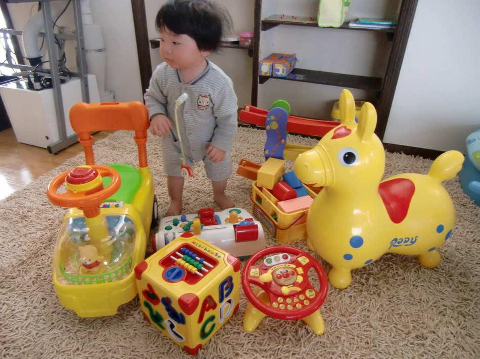 おもちゃセット(幼児向け)