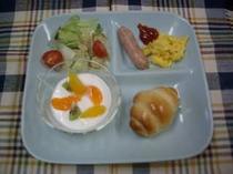 キッズプレート(朝食)
