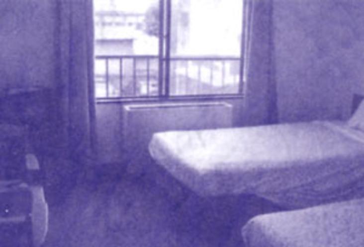 客室(洋室)