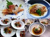 海鮮料理イメージ(季節により変わります)