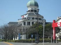 龍翔館「三国郷土資料館」