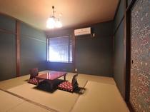 緑風 客室