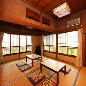 ◆和室12畳◆ファミリー・グループ利用にどうぞ♪