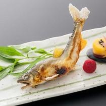 懐石料理 焼物(一例)