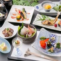 日本料理 懐石料理(一例)
