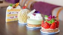 ケーキ各種(一例)