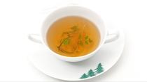 「メインダイニングルーム  ソルビエ」スープ(一例)