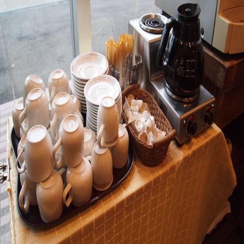 食後のコーヒー♪