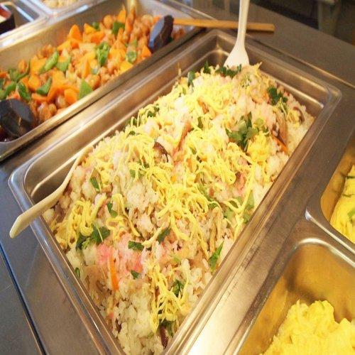 【朝食】瀬戸内朝食バイキング散らし寿司 ※料理一例