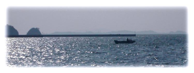 きらきらひかる瀬戸の海