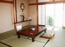 2階6畳和室例