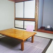 *和室8畳のお部屋