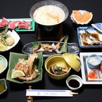 おまかせ夕食(一例)