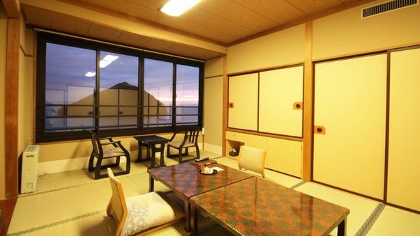【全室オーシャンビュー】9階和室2間−禁煙−Wi=fi