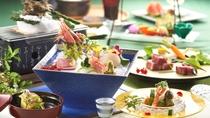 夏の美食会席(イメージ)