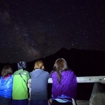 星空観察イメージ
