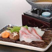 *金目鯛の河津塩鍋