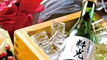 オリジナルの日本酒もフルーティでとても美味しいお味
