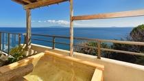 海側【露天付/最上階特別室】和室15帖+7帖洋室-58平米