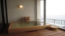 ★露天風呂付特別室☆「美景」びけい・「桜月」さくらつき(露天風呂)
