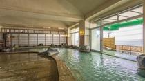 ★岩風呂大浴場