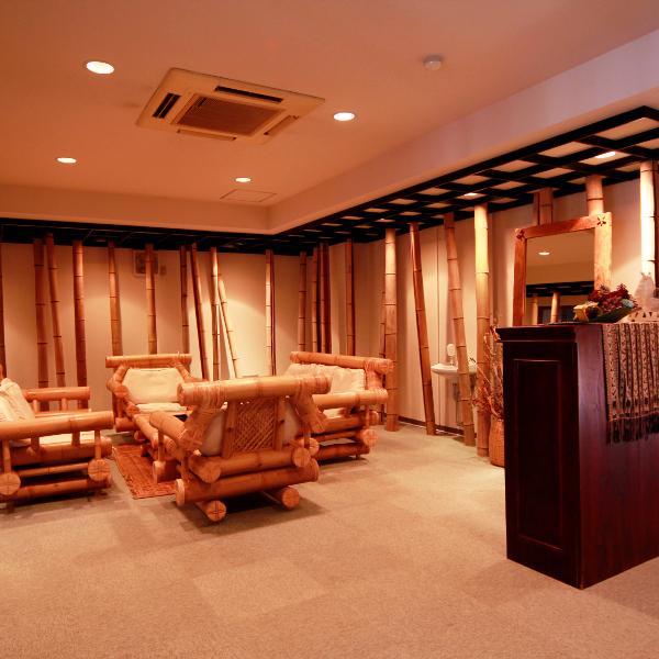 リラクゼーションルーム「Bamboo Ayu」