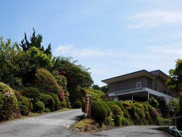 修善寺の高台に佇む『ブリーズベイ修善寺ホテル』