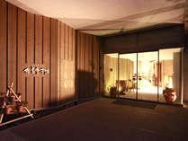 ブリーズベイ修善寺ホテルの玄関です。
