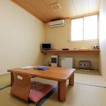*客室一例(和室)/ビジネスの利用に便利なリーズナブルなお部屋です。