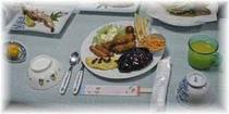 食事例(お子様ランチ)
