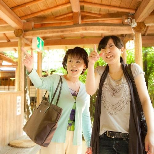 親子旅行や女性グループにおすすめの温泉宿です。