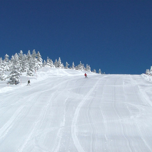 草津国際スキー場「逢の峰ゲレンデ」