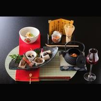 【2012年】ご夕食 *テーマはお茶遊び