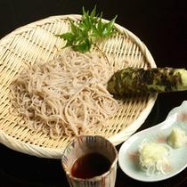 香り高い蕎麦は信州の自慢