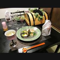 【2011年】ご夕食 *テーマはワイン