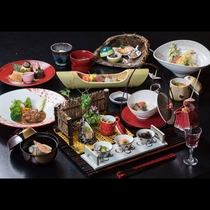 【2017年】ご夕食 *テーマは「芸術の町 松本」