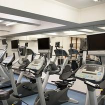 フィットネスセンター「サンテロワ」トレーニングジム