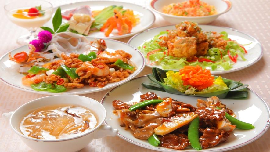 ■中国料理-瑞麟-お料理イメージ■