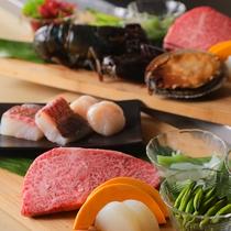■鉄板焼-明日香-お料理イメージ