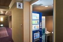 客室階自販機(7階ー12階)