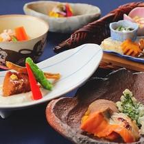 ■和食堂-季節の会席-■