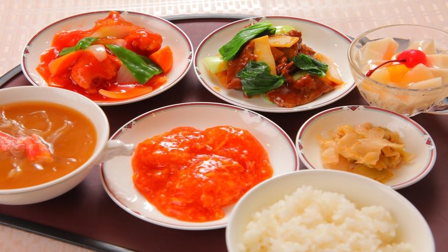 ■中国料理-瑞麟-夜ランチ■